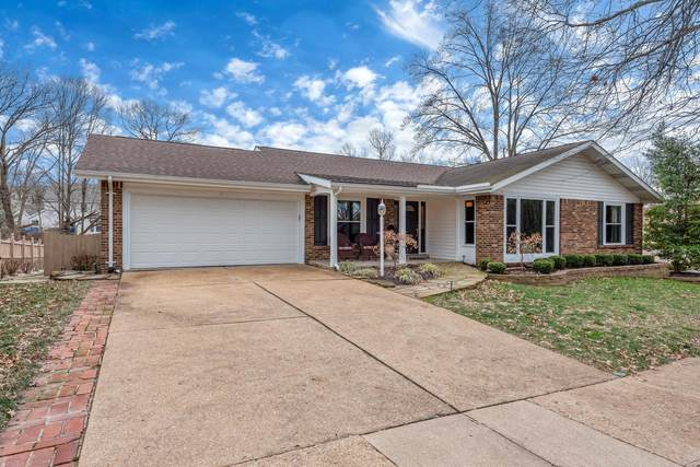 742 Winding Bend, Manchester, MO 63021 (#20009445) :: St. Louis Finest Homes Realty Group