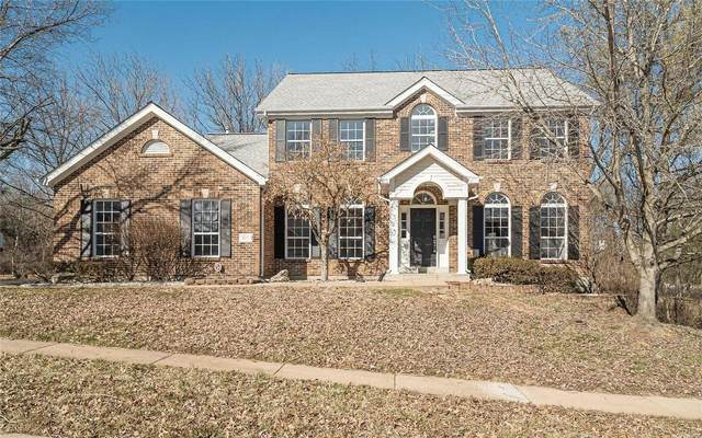 411 Pine Hollow Court, Ballwin, MO 63021 (#20009488) :: RE/MAX Vision