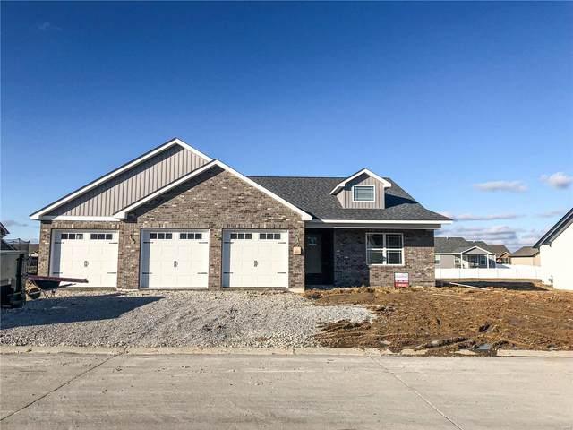 709 Prairie Place, Waterloo, IL 62298 (#20009606) :: Hartmann Realtors Inc.