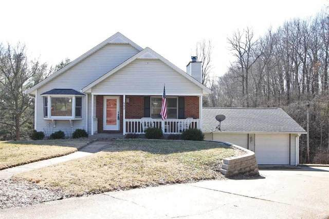 952 Meadowview Lane, Columbia, IL 62236 (#20009617) :: Clarity Street Realty