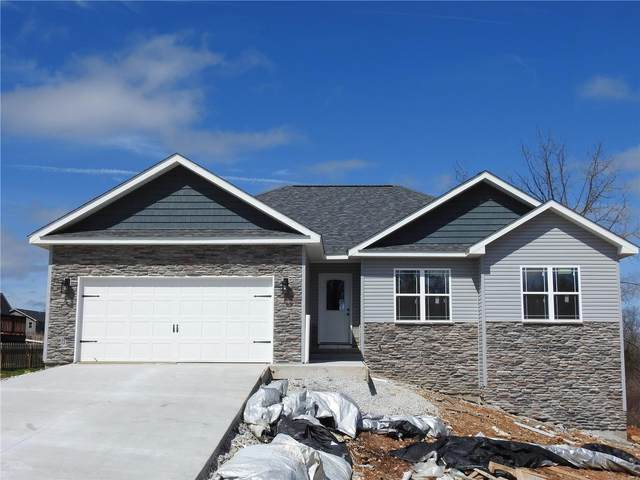 0 Lot 60 & 61/Weston Court, Rolla, MO 65401 (#20009637) :: Clarity Street Realty