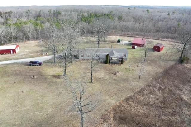 816 County Road 6490, Salem, MO 65560 (#20009745) :: Matt Smith Real Estate Group