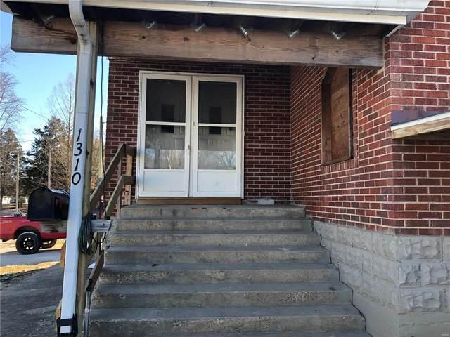 1310 W Johnson Street, Vandalia, IL 62471 (#20009854) :: St. Louis Finest Homes Realty Group