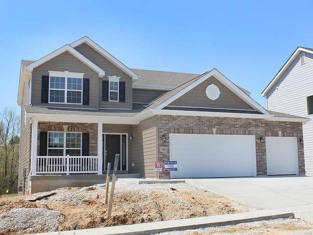 1285 Harvester Drive, Chesterfield, MO 63005 (#20009898) :: The Becky O'Neill Power Home Selling Team
