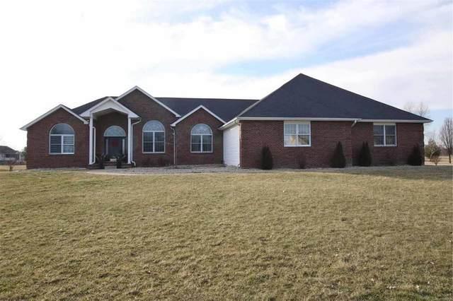5 Ryan Lake Court, Bethalto, IL 62010 (#20010211) :: Fusion Realty, LLC