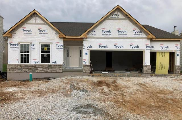 0 Lot 140D Sierra Elev 10 Drive, Wentzville, MO 63385 (#20010355) :: The Becky O'Neill Power Home Selling Team
