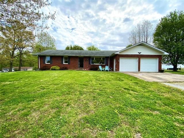 340 Deer Ridge Lane, GOREVILLE, IL 62939 (#20010393) :: Kelly Hager Group | TdD Premier Real Estate