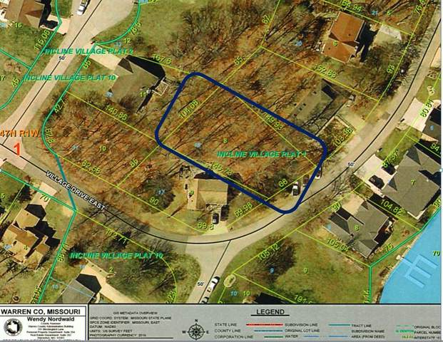 10241 Village Dr East (Lot 18), Foristell, MO 63348 (#20010417) :: Clarity Street Realty