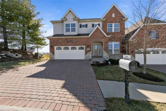 1493 Hollowbrook Drive, Saint Charles, MO 63303 (#20010755) :: Clarity Street Realty
