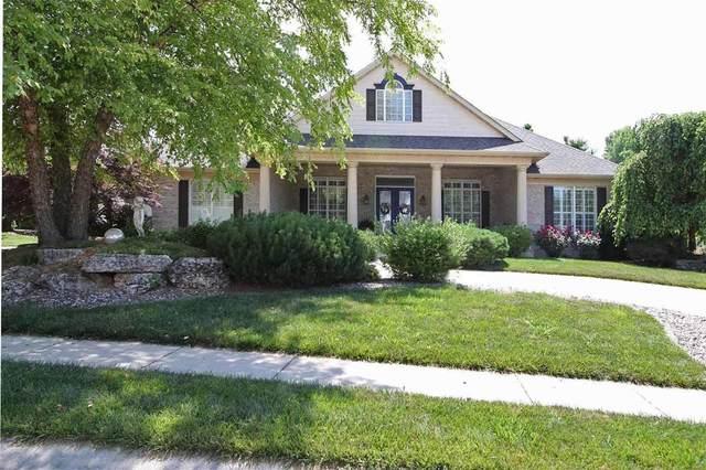 6 Sunset Hills Boulevard, Edwardsville, IL 62025 (#20010834) :: Parson Realty Group