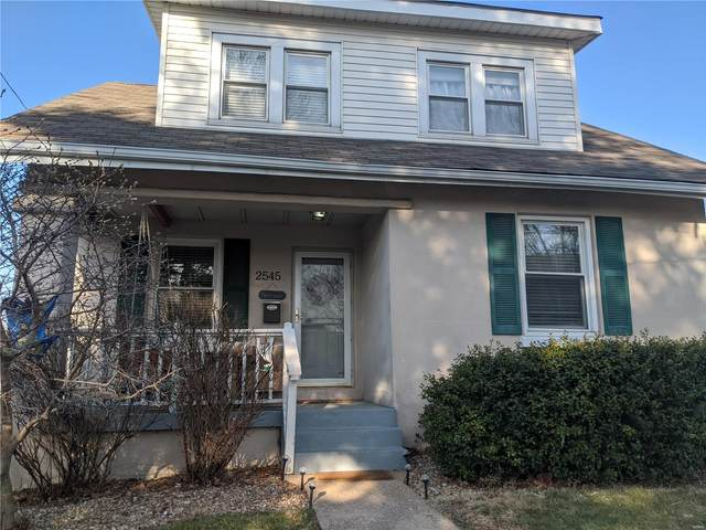 2545 Florent Avenue, St Louis, MO 63143 (#20010953) :: Clarity Street Realty