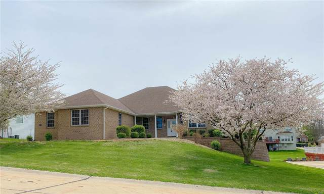 1088 Redwolf Court, Fairview Heights, IL 62208 (#20011220) :: Clarity Street Realty