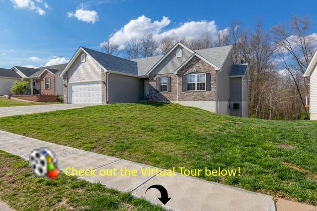 623 Louisbourg Drive, Hillsboro, MO 63050 (#20011596) :: St. Louis Finest Homes Realty Group