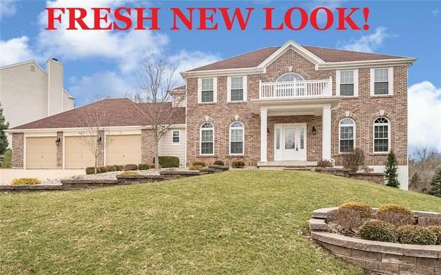 16319 Valley Oaks Estates Court, Wildwood, MO 63005 (#20012074) :: Clarity Street Realty
