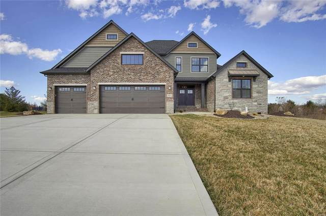 8433 Stone Ledge Drive, Edwardsville, IL 62025 (#20012122) :: Clarity Street Realty