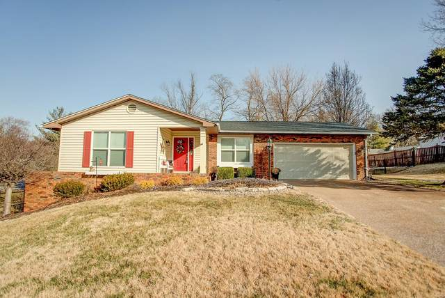 981 Surrey, Edwardsville, IL 62025 (#20012143) :: RE/MAX Professional Realty