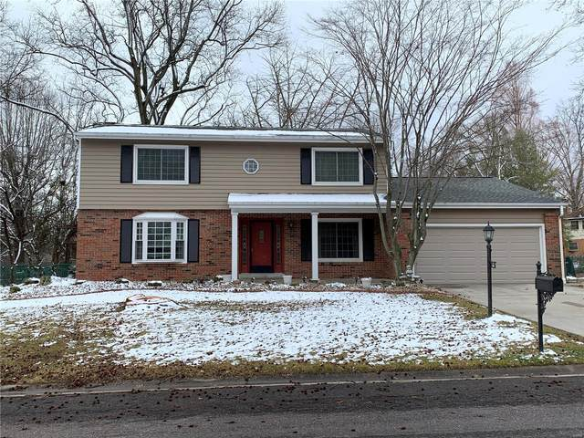 30 Wiltshire Court, Edwardsville, IL 62025 (#20012145) :: RE/MAX Professional Realty