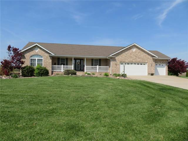 121 Dylan Court, Brighton, IL 62012 (#20012228) :: Kelly Hager Group | TdD Premier Real Estate