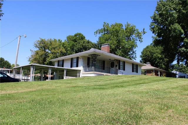 1501 N 16th Street, Swansea, IL 62226 (#20012266) :: Parson Realty Group