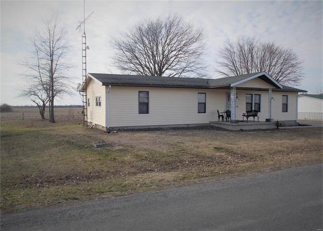 119 Lyle Drive, HOFFMAN, IL 62250 (#20012380) :: St. Louis Finest Homes Realty Group