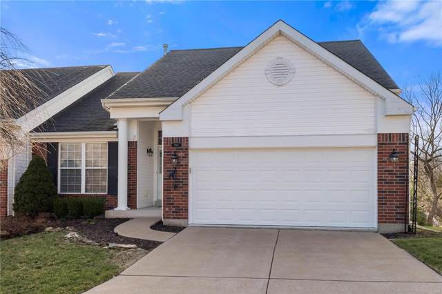 964 Shire Lane, Eureka, MO 63025 (#20012449) :: Clarity Street Realty