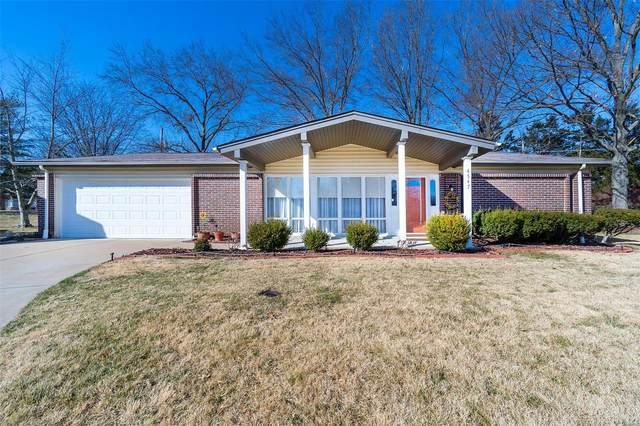 4547 Frederickton Court, St Louis, MO 63128 (#20012483) :: RE/MAX Vision
