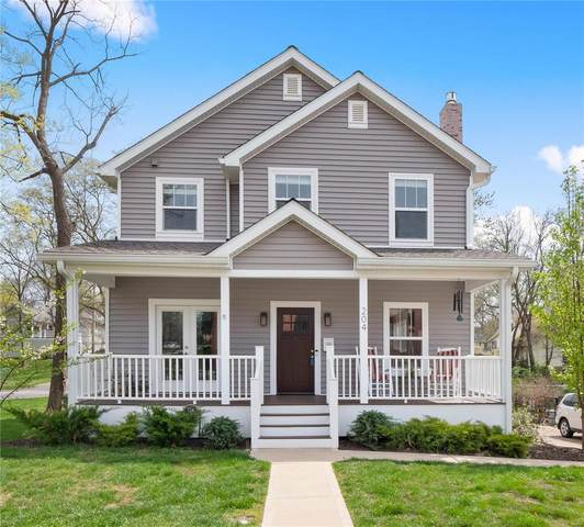 204 S Fillmore Avenue, Kirkwood, MO 63122 (#20012535) :: St. Louis Finest Homes Realty Group