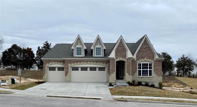 16840 Red Dragon (Lot 79B) Place, Wildwood, MO 63011 (#20013309) :: Clarity Street Realty