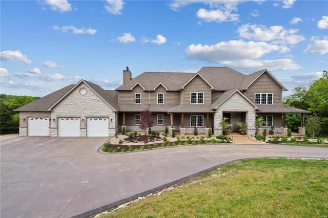 5744 Calvey Creek Road, Robertsville, MO 63072 (#20013377) :: Parson Realty Group