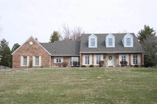 16 Forest Hill Lane, Edwardsville, IL 62025 (#20013393) :: The Becky O'Neill Power Home Selling Team