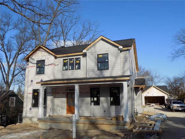 422 Couch Avenue, Kirkwood, MO 63122 (#20013702) :: Clarity Street Realty