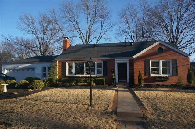 22 Wilshire Terr, Webster Groves, MO 63119 (#20014324) :: Clarity Street Realty