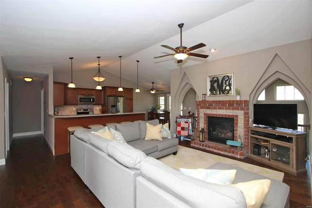 15 Forest Knoll Court, Troy, IL 62294 (#20014513) :: St. Louis Finest Homes Realty Group
