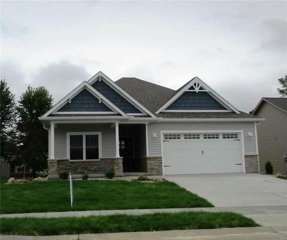 1881 Cloverdale Drive, Edwardsville, IL 62025 (#20014699) :: Hartmann Realtors Inc.