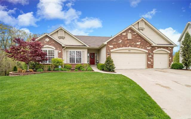 565 Heather Ridge Manor Court, Wentzville, MO 63385 (#20015158) :: St. Louis Finest Homes Realty Group