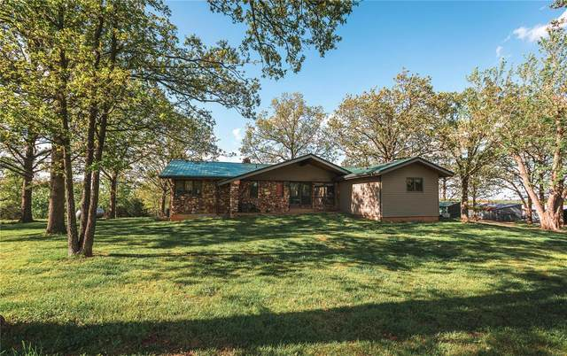 15561 County Road 6280, Edgar Springs, MO 65462 (#20015244) :: The Becky O'Neill Power Home Selling Team