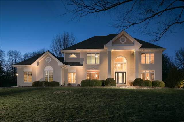 16611 Sterling Pointe Court, Chesterfield, MO 63005 (#20015509) :: Clarity Street Realty