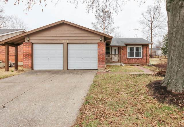 1628 Spangler Drive, Florissant, MO 63031 (#20015866) :: The Becky O'Neill Power Home Selling Team