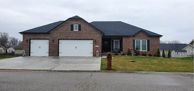 312 Sleeping Indian Drive, Freeburg, IL 62243 (#20016063) :: RE/MAX Professional Realty