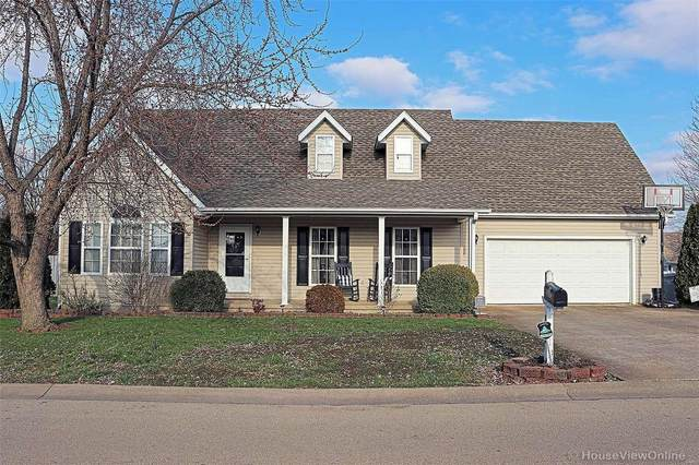 878 Potosi Street, Farmington, MO 63640 (#20016108) :: Clarity Street Realty