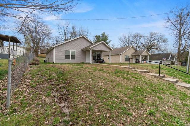 1522 N Spanish St, Cape Girardeau, MO 63701 (#20016254) :: RE/MAX Professional Realty