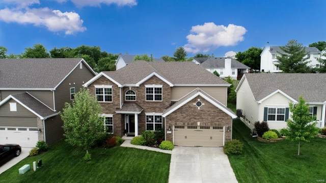 16654 Cherry Hollow Court, Wildwood, MO 63040 (#20016370) :: The Becky O'Neill Power Home Selling Team