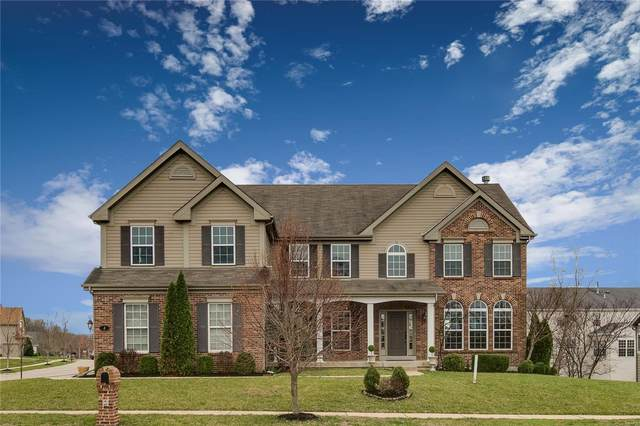 2 Break Court, St Louis, MO 63127 (#20016483) :: St. Louis Finest Homes Realty Group