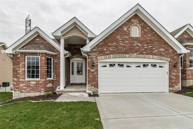 156 Bogey Boulevard, Arnold, MO 63010 (#20016486) :: The Becky O'Neill Power Home Selling Team