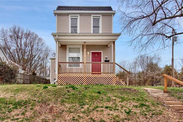 107 S 18TH Street, Belleville, IL 62226 (#20016526) :: Fusion Realty, LLC
