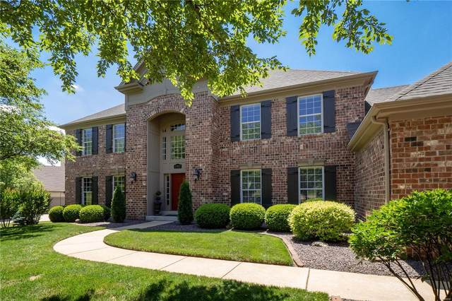 17412 Windridge Estates Court, Chesterfield, MO 63005 (#20016537) :: The Becky O'Neill Power Home Selling Team