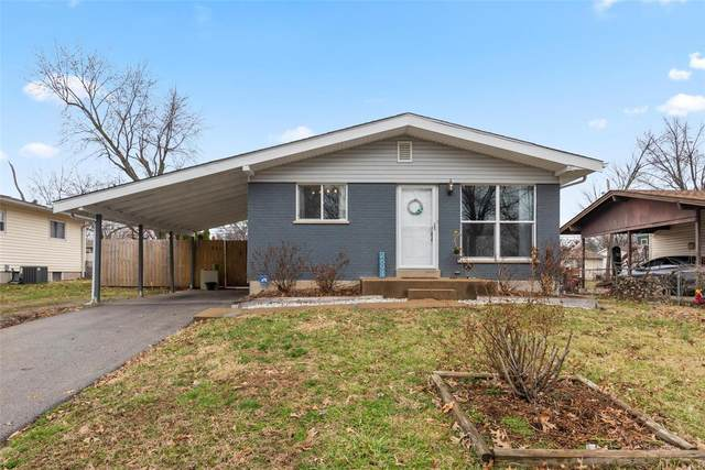 2691 Mckelvey, Maryland Heights, MO 63043 (#20016660) :: St. Louis Finest Homes Realty Group