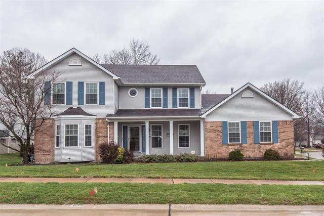 624 Windsor Hill Drive, St Louis, MO 63125 (#20016785) :: Clarity Street Realty
