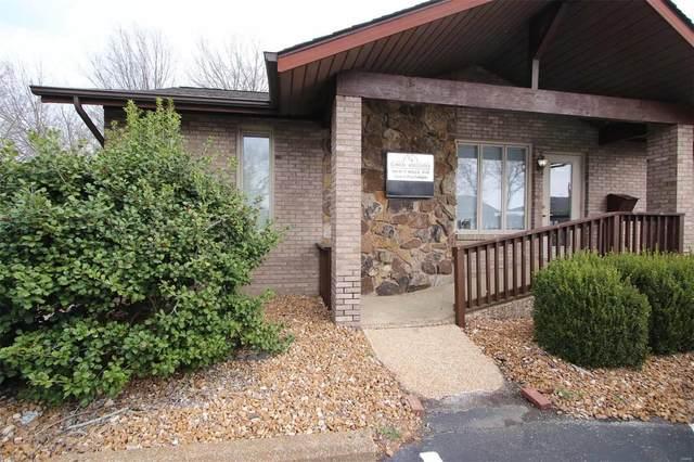 0 6B Glen Ed Professional Park, Glen Carbon, IL 62034 (#20017078) :: Fusion Realty, LLC