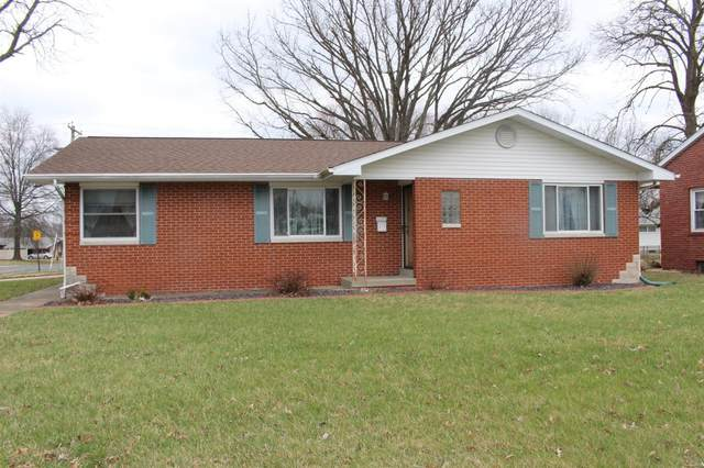 901 Sycamore Street, Highland, IL 62249 (#20017422) :: Clarity Street Realty